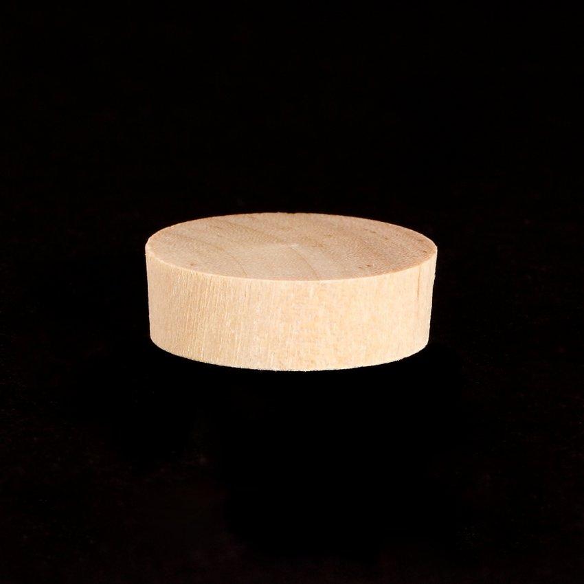 3 4 Birch Wood Flat Head Plug 3077 Maine Based Online Supplier