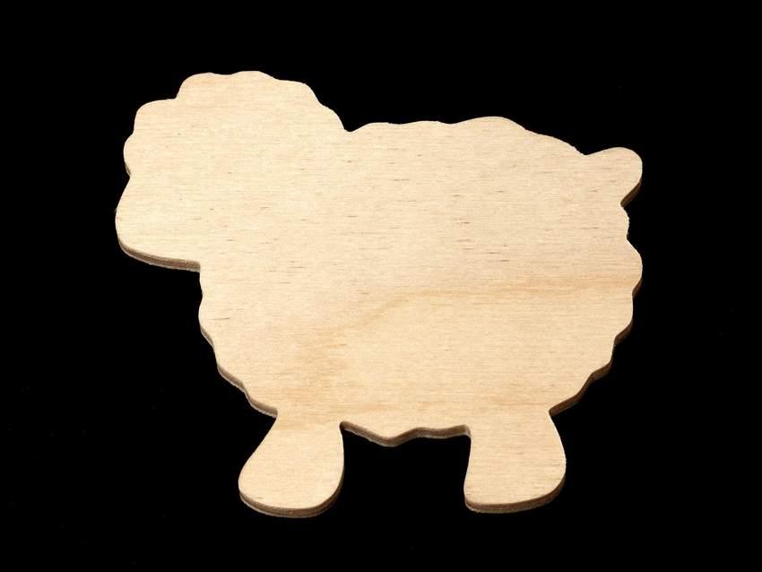 Sheep Cutout Shape Hc Sheep 0 5900 Caseyswood Com